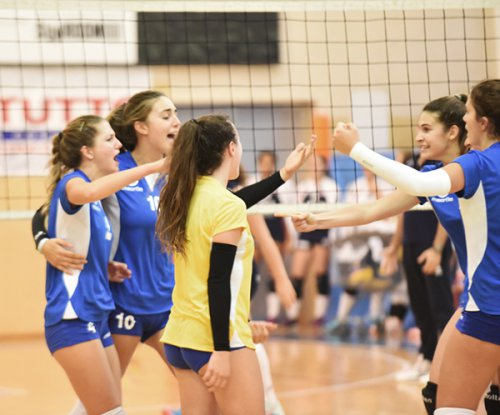 Riccione Volley vs Olimpia Master Ravenna 3-1