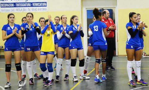 Studio Montevecchi vs Riccione Volley 3-1