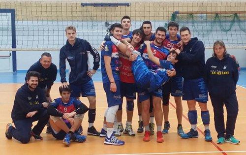 L'under 20 maschile mercoledi' a Parma per la final four regionale