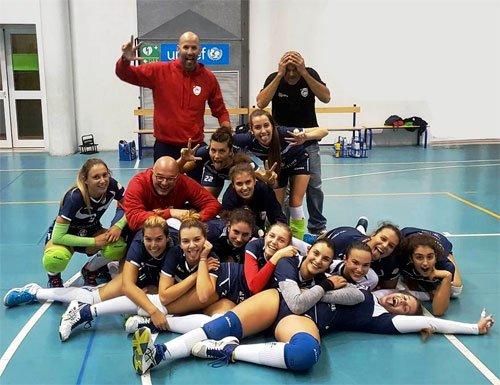 PGS Omar vs Volley Cesenatico 1-3