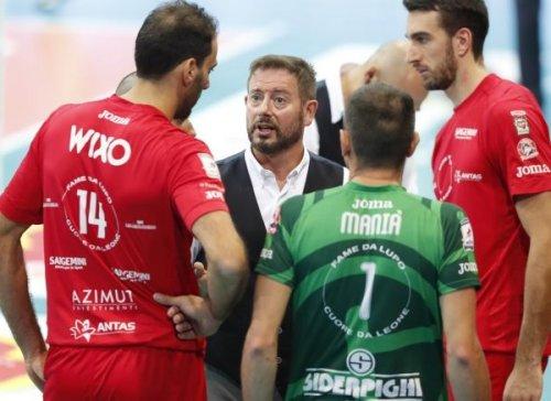Play-off - Wixo Piacenza vs Lube Civitanova 2-3