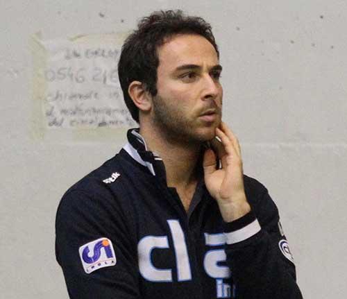 Manuel Turrini per il 5° anno consecutivo sulla panchina della CSI Clai Imola