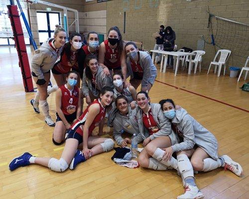 under 19 regionale: Altri tre punti contro Santarcangelo