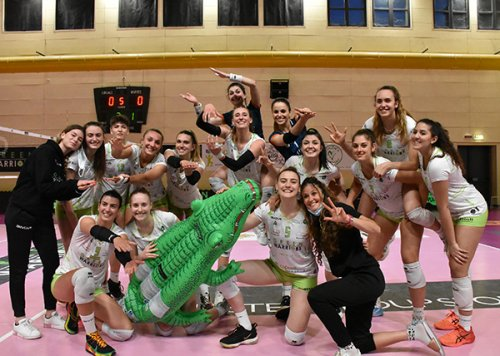 Green Warriors ai play off: Macerata superata 3-1