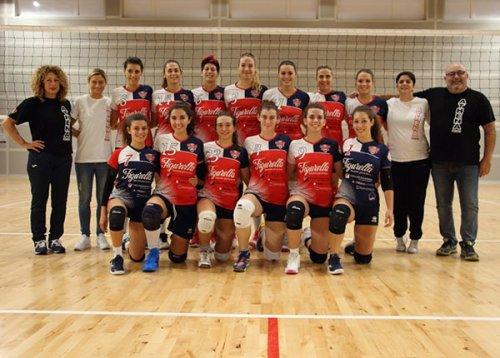 Athena Rimini Volley  vs SG Volley Rimini 3-0