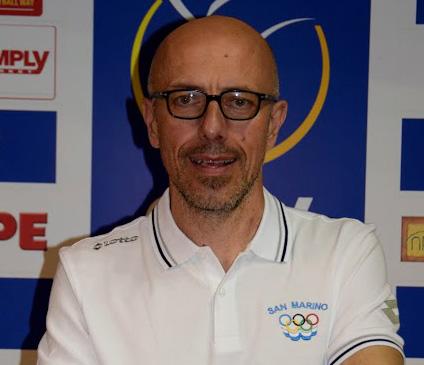 La nazionale di volley sammarinese al Memorial Alessandro Casadei