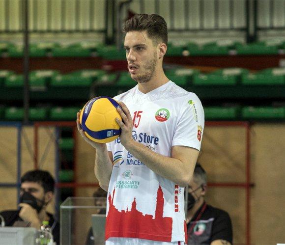 """Matteo Pizzichini (Med Store): """"La nostra forza è il gruppo, siamo pronti per la semifinale"""""""