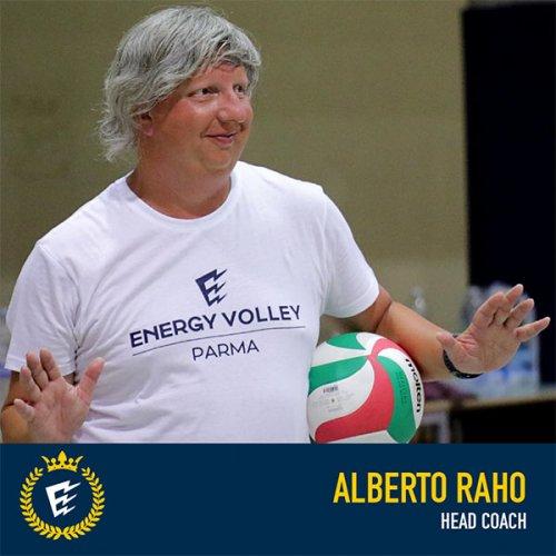 Wimore energy volley, si ricomincia dalla certezza Raho