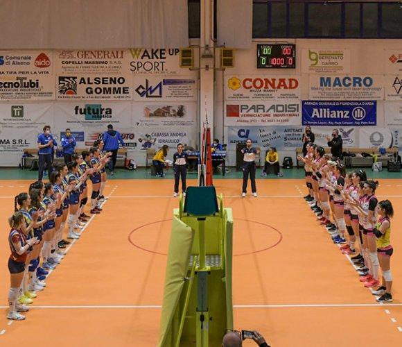 Conad Alesense vs Prochimica Virtus Biella 0-3