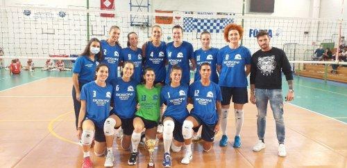 Volley serie B1 femminile girone D, per la Conad Alsenese terzo posto al Memorial Bruno Oneda a Ostiano