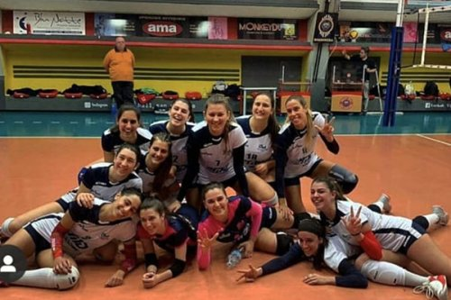 Ama S. Martino in Rio – Pallavolo Ferrara 2md Sistemi 0 – 3