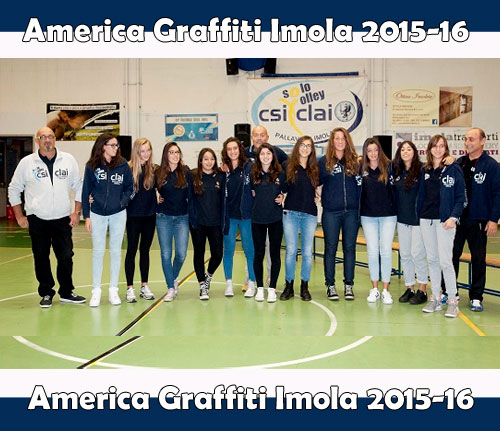 Cattolica Volley Asd - America Graffiti Imola 3-1
