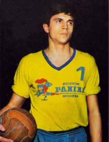 Si è spento Andrea Nannini, storica bandiera della Panini Modena Volley