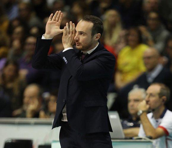 Consar, nuovo vice-coach accanto a Bonitta: si tratta dell'azzurro Antonio Valentini