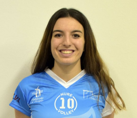 Il Nure Volley saluta la schiacciatrice Alessia Arfini