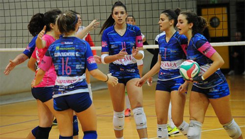VolleyGroup Valdarno vs Anderlini MO 1-3