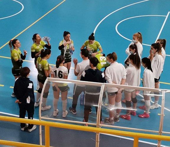 Retina Cattolica volley - BCC Fano Pedini PU 1-3