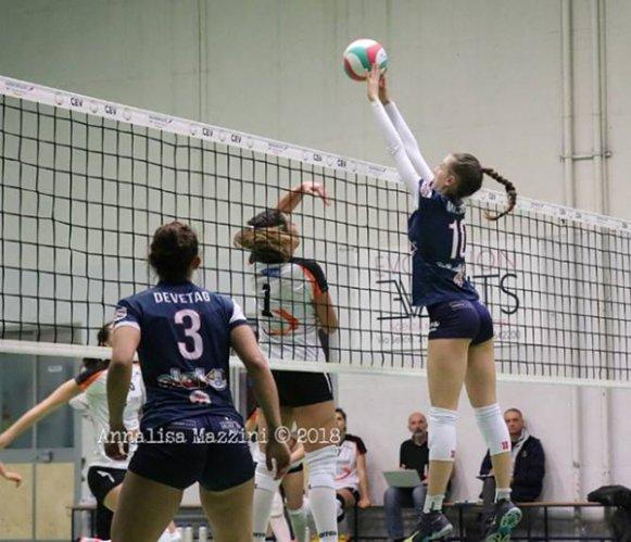 Per la Clai Imola super derby contro volley Team Bologna