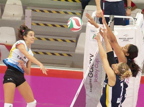 Olimpia Teodora Ravenna vs Battistelli S.Giovanni in M. 1-3