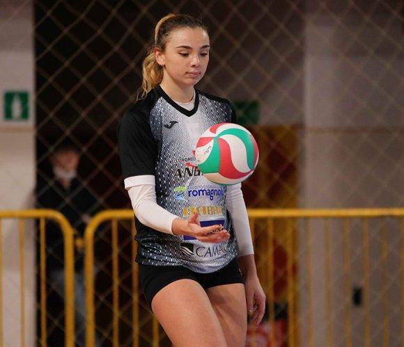 Bianca Mazzotti ancora in regia al Volley Club Cesena
