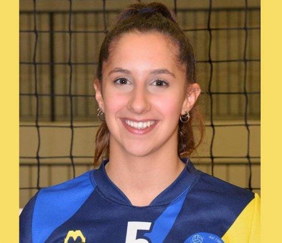 La giovane Blanca Martino completa il reparto centrale della Conad Alsenese