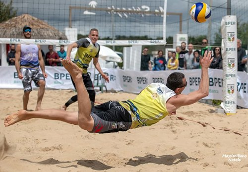 Beach Volley World Tour inEmiliaRomagna