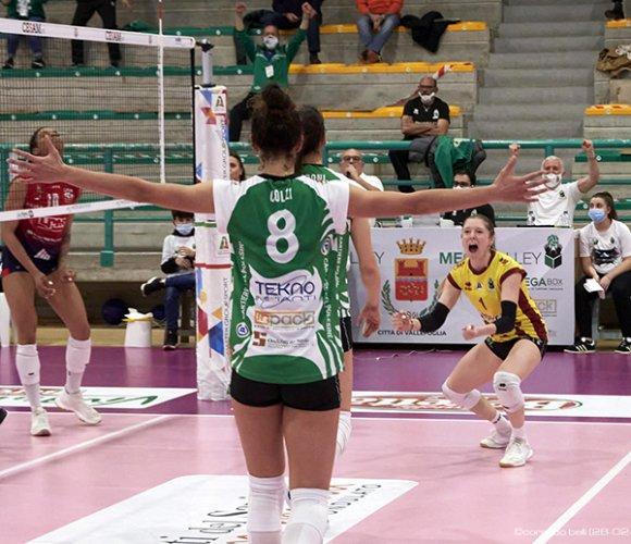 Megbox Vallefoglia, giovedì con Marsala in Coppa Italia