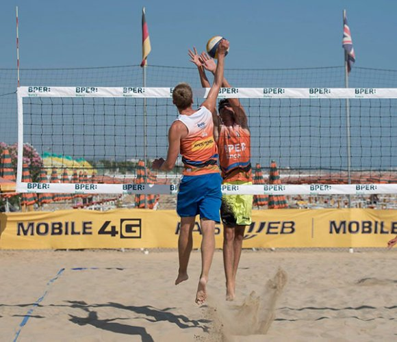BPER Banca Beach Volley Tour.