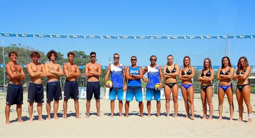 Beach Volley, al via il BvuTour 2019-20 con 21 tornei e 700 atleti in campo