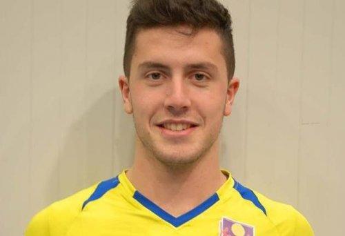 Marco Caciorgna nuovo  giocatore del LA NEF  Volley Libertas Osimo