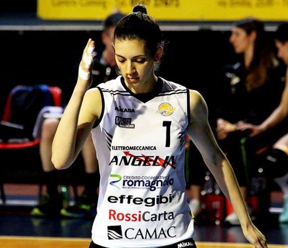 Volley Club Cesena B1 femminile, sei conferme per la stagione 2019-20
