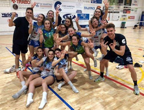 Under 17 - La CRAI Volley Academy Piacenza vince la semifinale delle Final Four regionali femminili