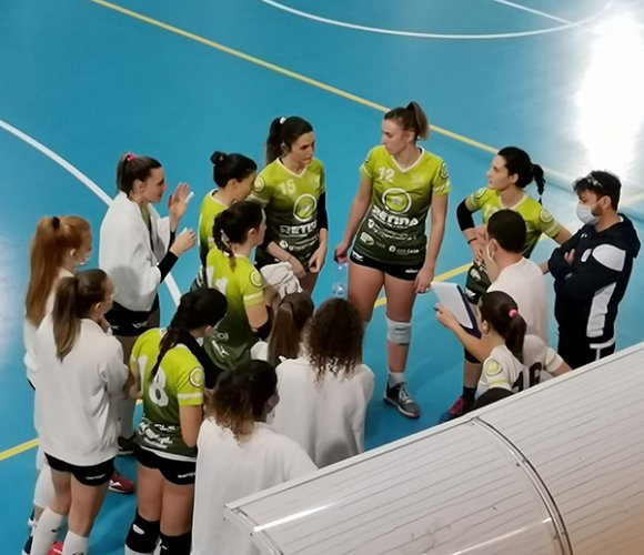 Bcc Fano Pedini - Retina Cattolica volley 3-2