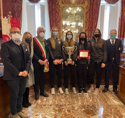 Premio MacerataPiù alla CBF Balducci HR Macerata