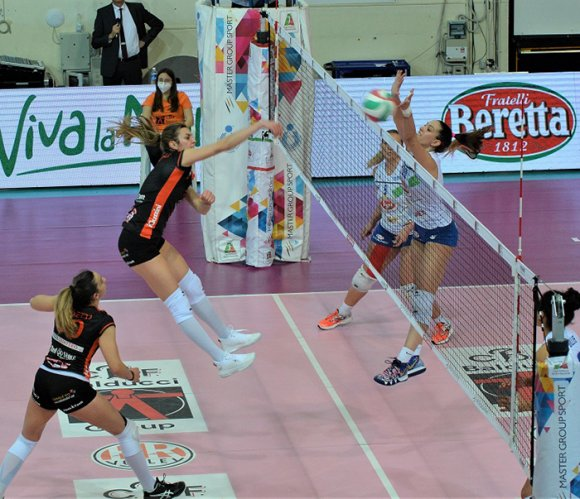 CBF Balducci HR Macerata - Sigel Marsala 3-1