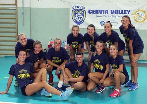 Cattolica-My Mech La Greppia Cervia 3-1