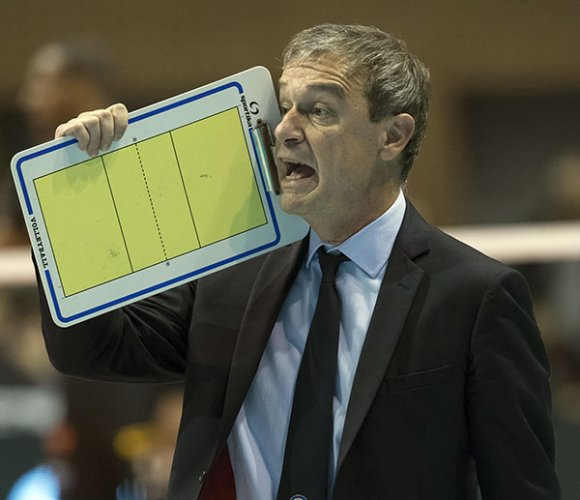 Consar, ecco il calendario di SuperLega