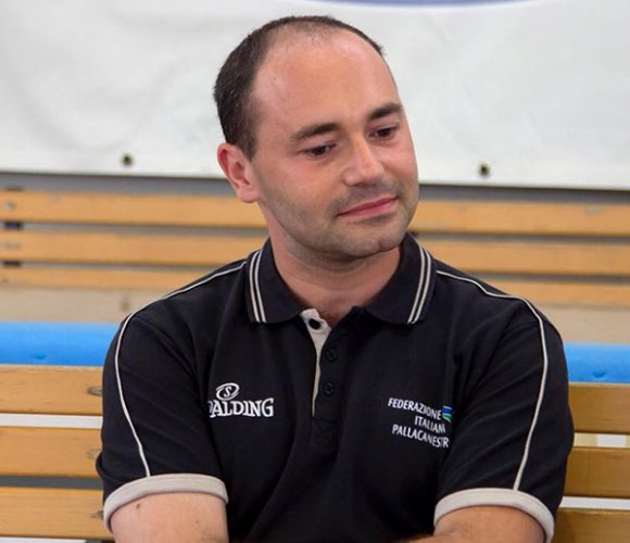La Feba Civitanova marche saluta coach Francesco Dragonetto