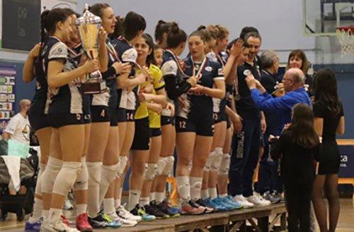 Alle Final Four Merita Castelbellino, Clai medaglia d'argento