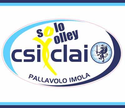 Csi Clai Solovolley - Agriflor Imola 3-0 (25-14; 25-13; 25-13)