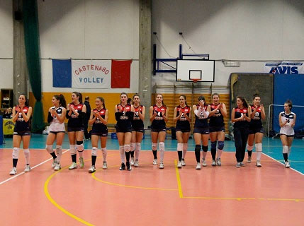 Uisp Imola Volley - Csi Clai Solovolley 3-0 (25-17; 25-10; 25-23)