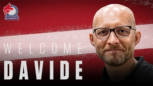 Davide Grigoletto nuovo team performance coach  di Gas Sales Bluenergy Volley Piacenza