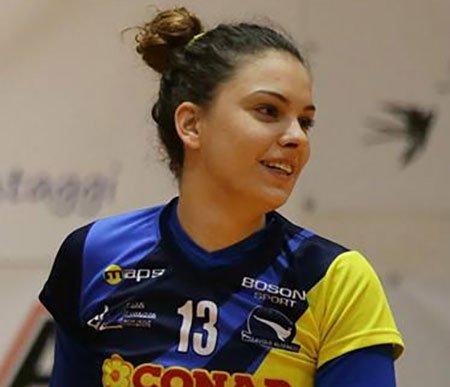 Nure Volley, in arrivo la centrale Doina Sajin