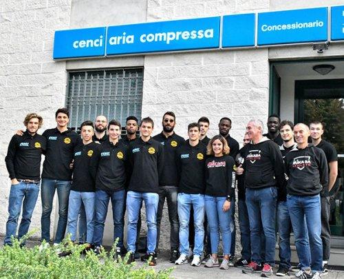 Volley B maschile girone B, la Canottieri Ongina riparte da Concorezzo
