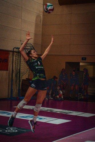 Francesca Mammini (Volley Academy Sassuolo) convocata per uno stage con la Nazionale