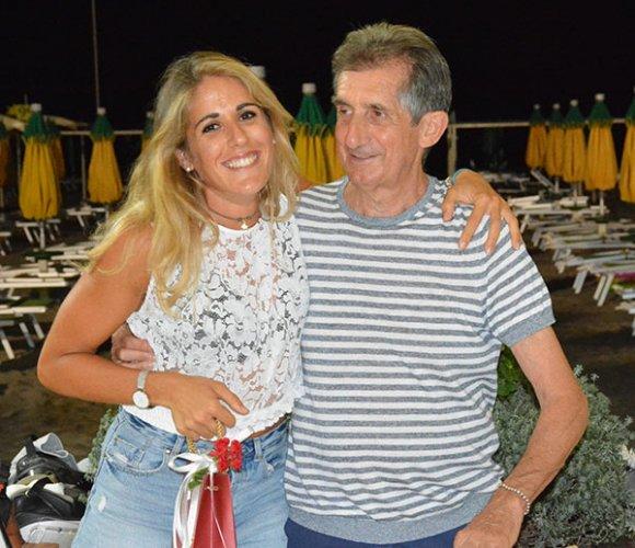 Alessandra Ugolini, il capitano del  Riccione Volley, lascia la pallavolo!