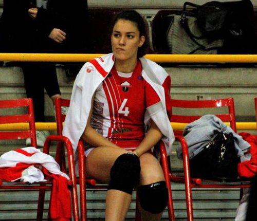 Nure Volley: presa l'opposta Elena Sajin