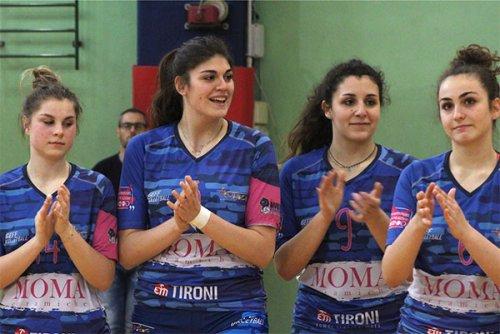 Un altro pezzo dell'Anderlini a Montale: Eleonora Tosi nuovo opposto