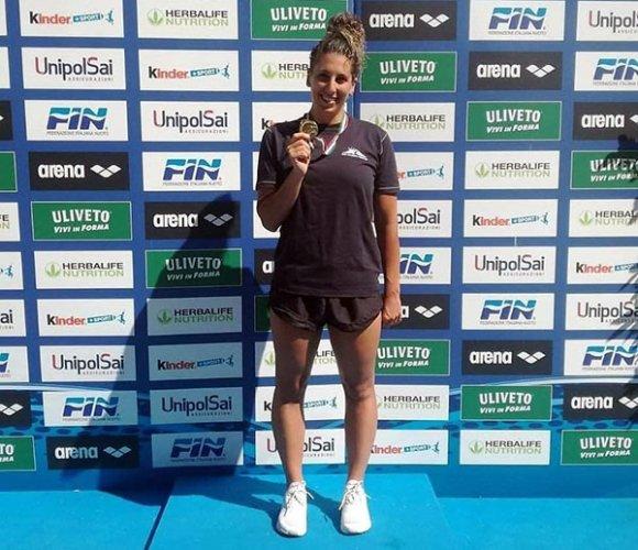 San Marino campione d'italia master nuoto FIN