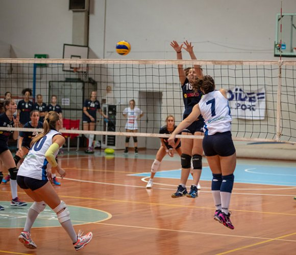 Olimpia Teodora - Fenix Faenza 3-0